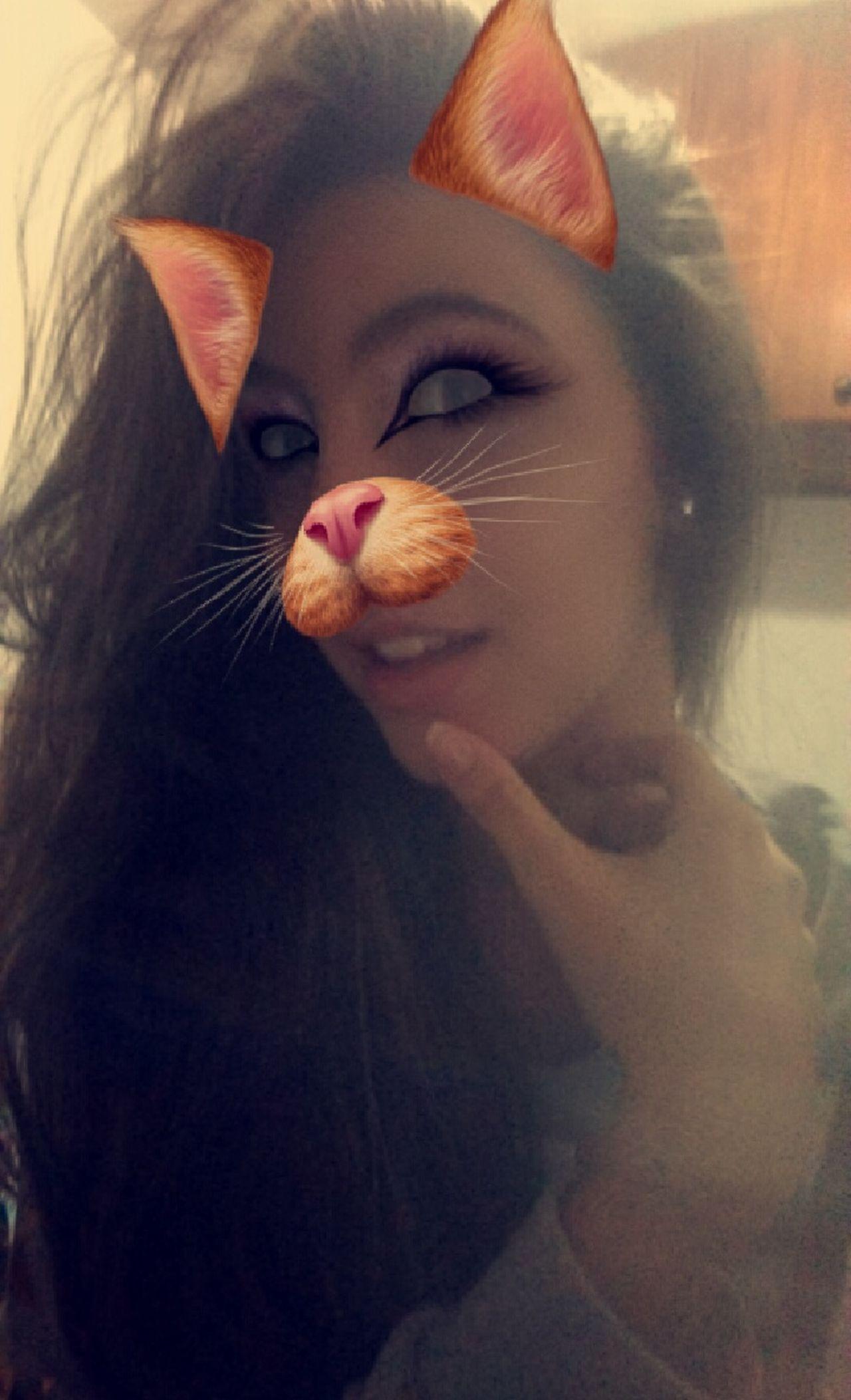 ah gata te cativou haha 😍 Miauuu 😺