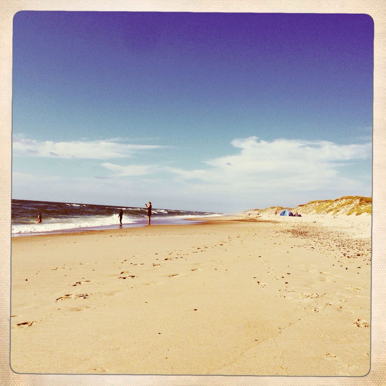 Beach Ocean Relaxing Vacation