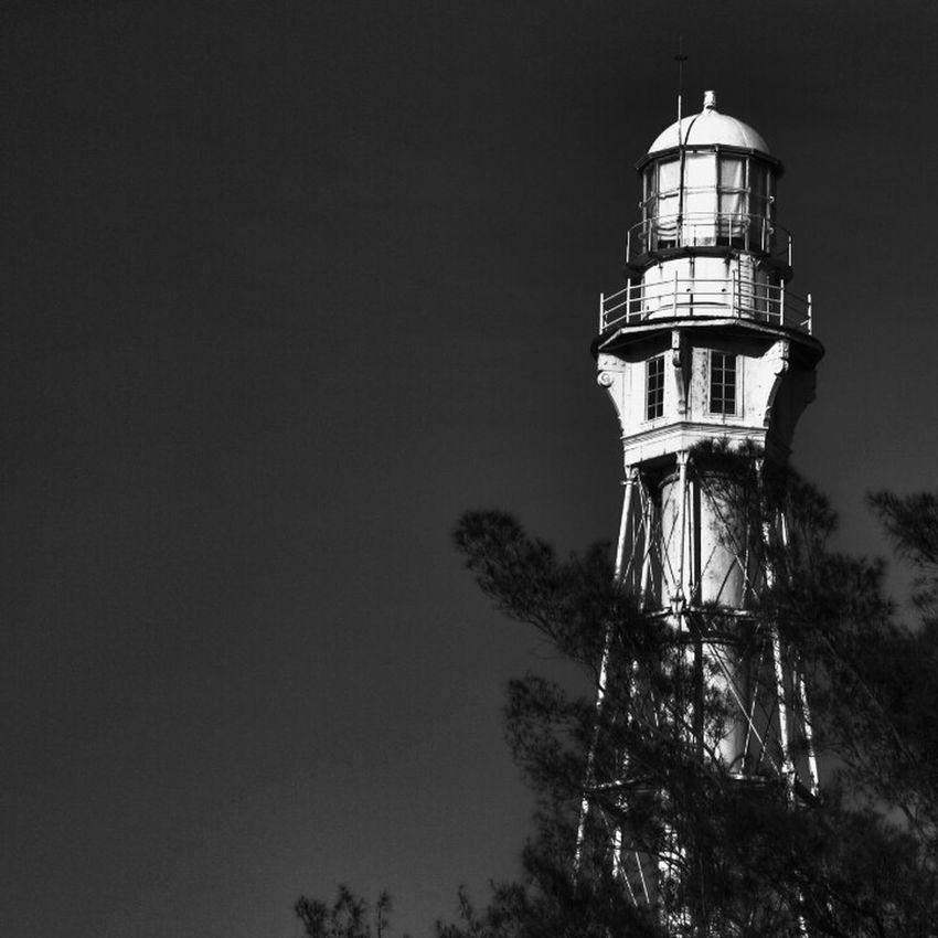 Antiguo Faro Blackandwhite Photography Monochrome Mobilephotography WeAreJuxt.com
