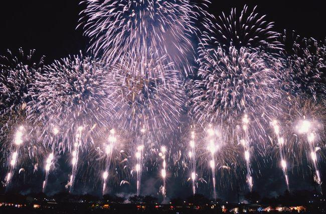 夏の思い出 あー冬やだな😂 Firework