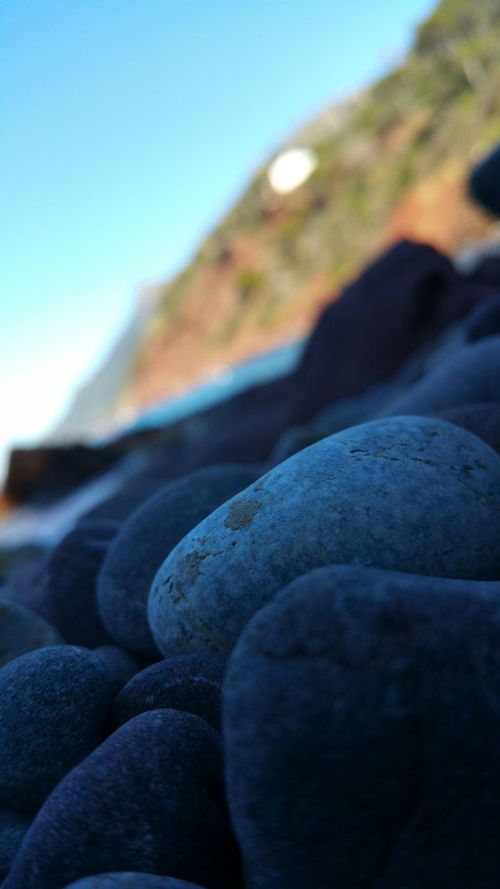 Beach Photography Mallorca Beach Stones