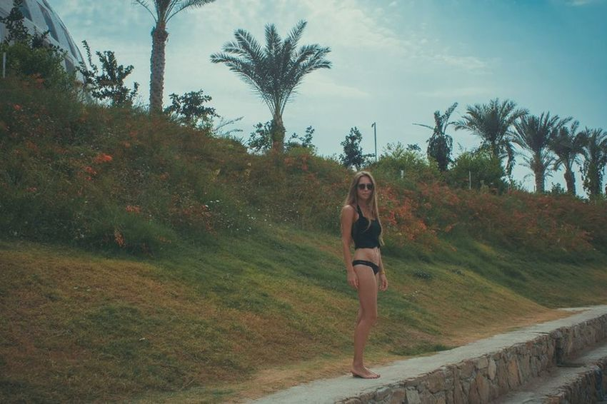 Life Is A Beach Sea Model Paradise