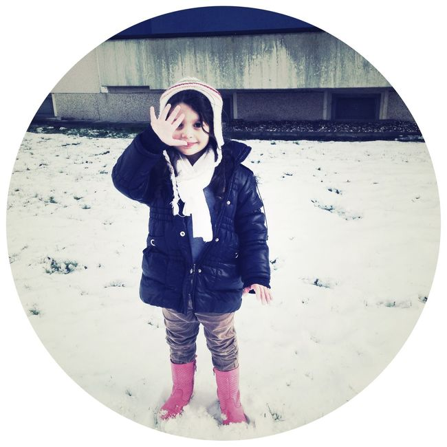 My love EyeEm Nature Lover Nature Collection Winter EyeEm Snow White My Daughter EyeEm Best Shots Taking Photos