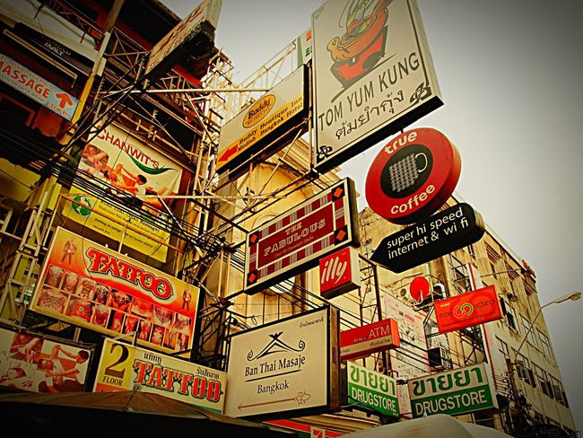 Pataya Thailand Trip Streetphotography