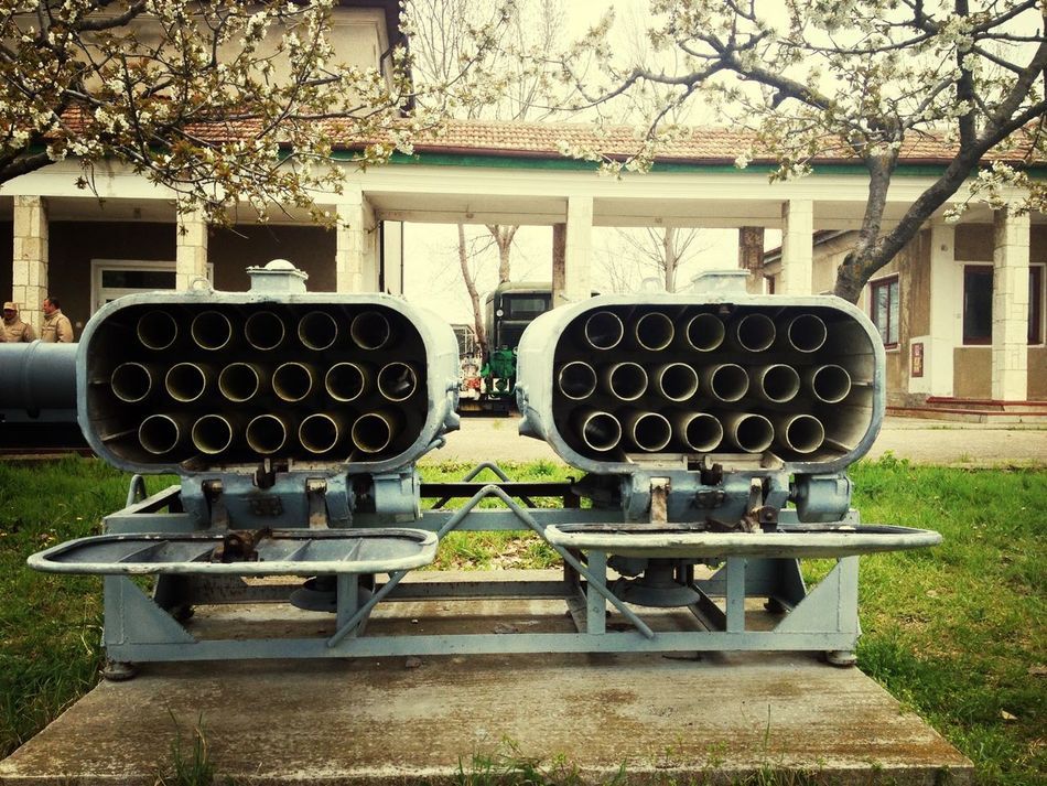 Army Industrial Machine The EyeEm Facebook Cover Challenge Exterior Metal Circle