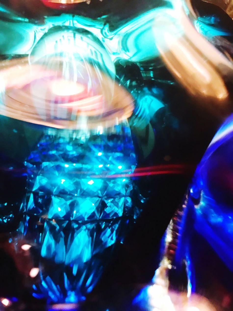 Illuminated Lighting Equipment Close-up Blue Multi Colored Night Nightlife Nightclub No People Technology Water Outdoors