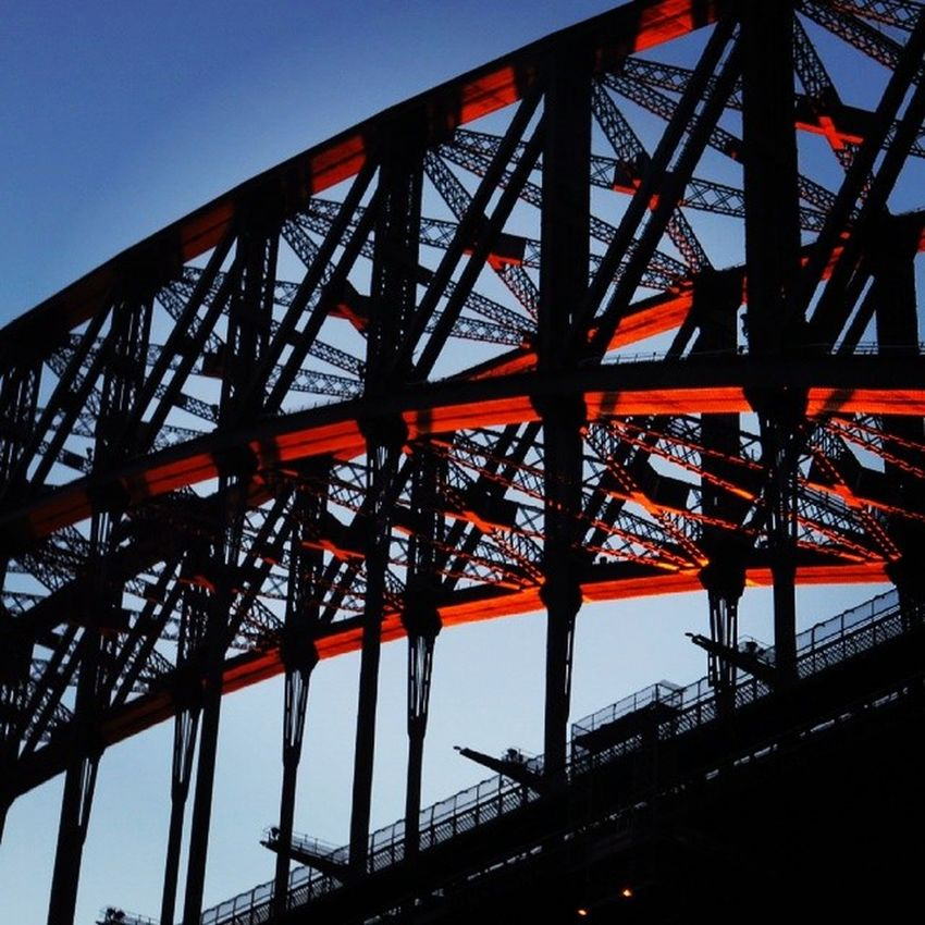 Bridge at morn @klikarbain @arbainrambey Ilovesydney @sydney Newsouthwales @VisitNSW @SydneyFixer Architecture Bridgeporn Sea Sidney Streetphotography Monument Urbanphotography Travel Photography