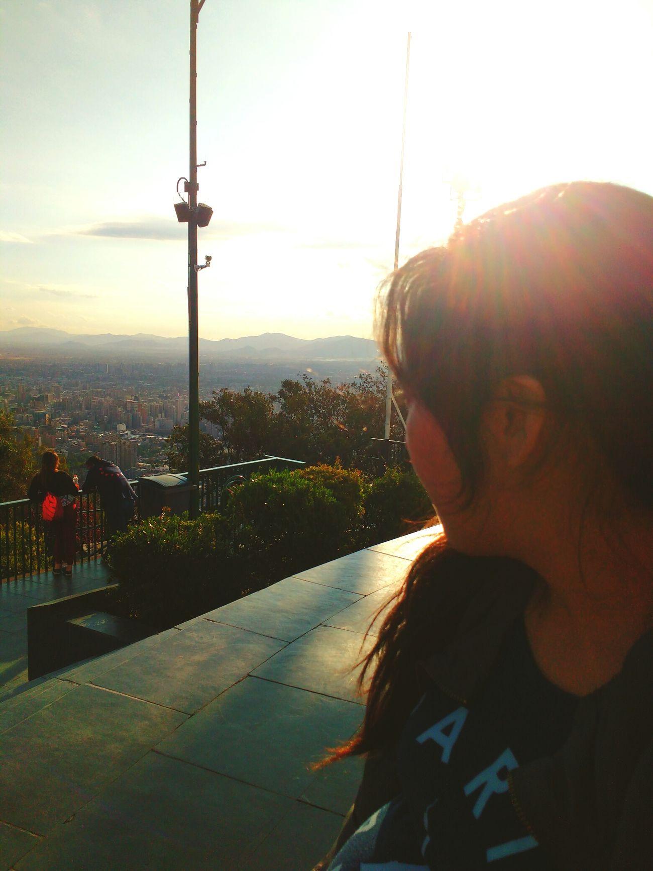 Sunlight Pepole Day