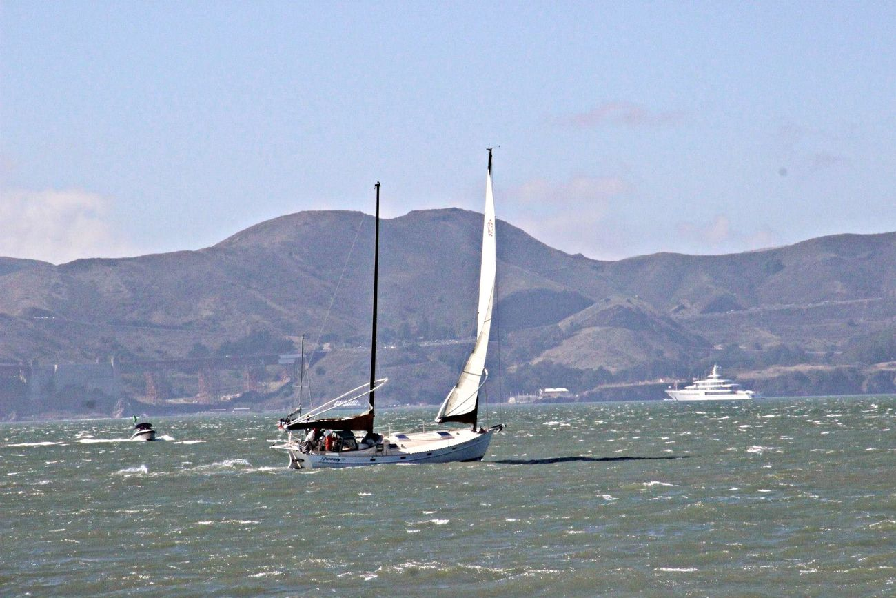 Sailing... Streamzoofamily Sailing Ocean EyeEm Best Shots