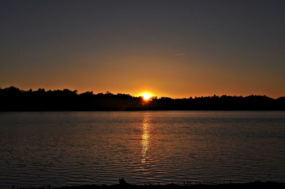 Sunset Lake Don't Be Square 25 Days Of Summer