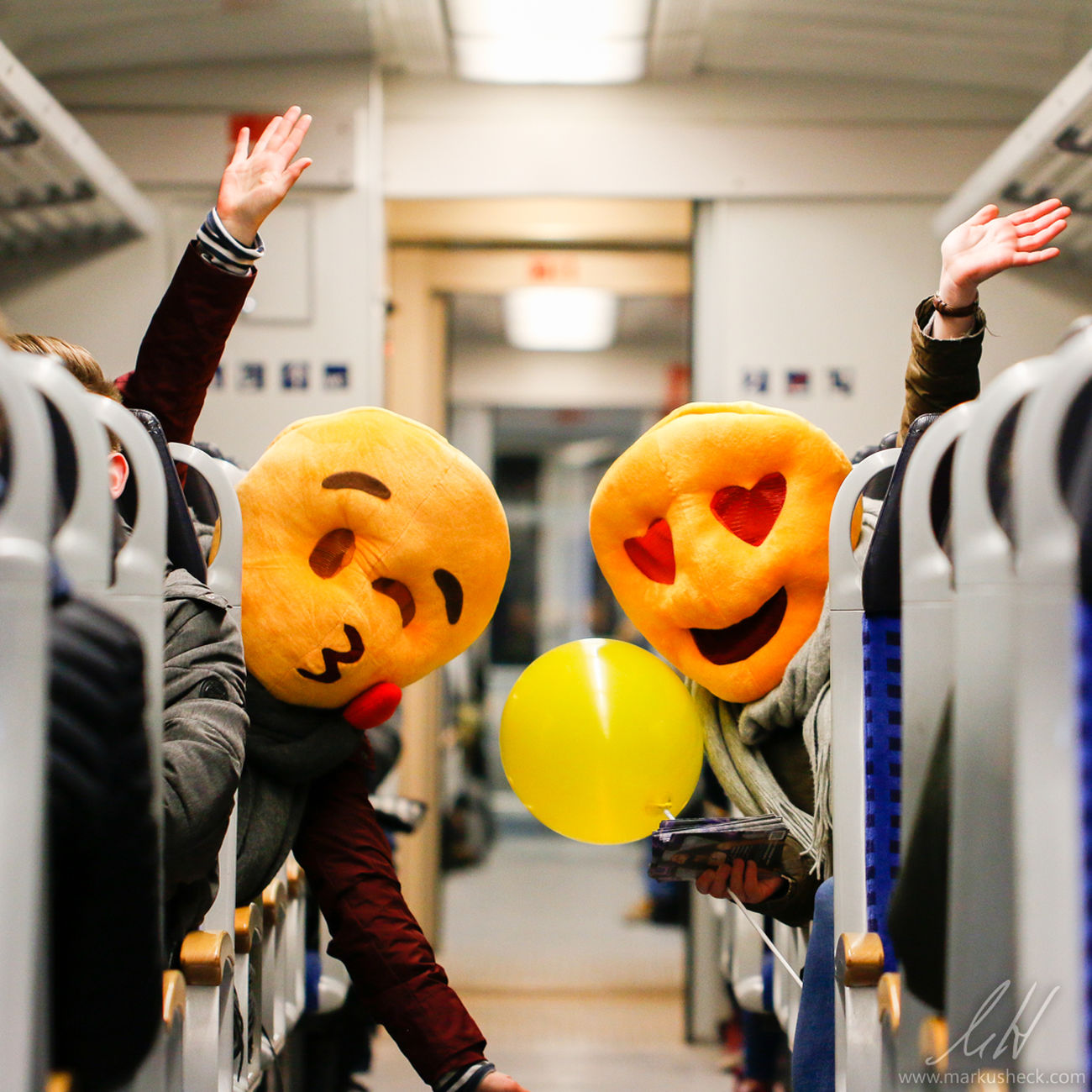 Emoji Funny Train Lifestyle Urban Colorful Laughing Out Loud WhatsApp Chat Halloween Human Body Part Celebration Pumpkin People Human Hand Indoors  One Person Adult Day