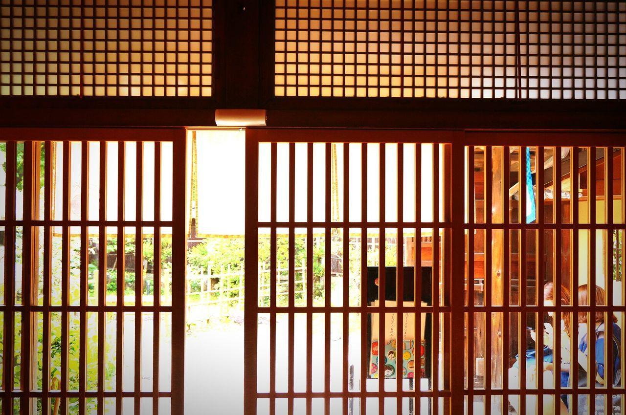 indoors, cage, architecture, no people, day, prison, security bar, close-up, mammal