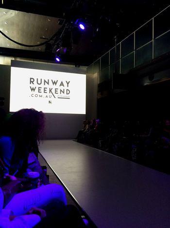 FashionRunway at Runwayweekend