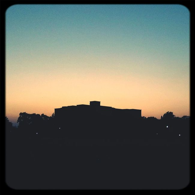 FCCollege Sunset Lahore First Eyeem Photo