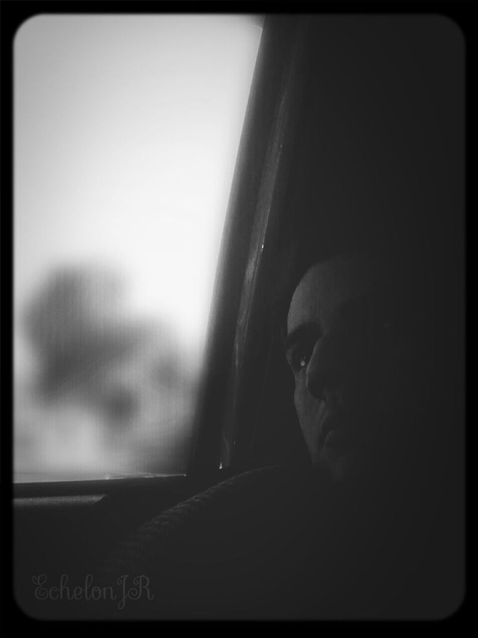 """A world I call my own"" Eyes Self Portrait Blackandwhite Black And White Portrait Selfie Self-portrait Blur B&w Eye4emotions"