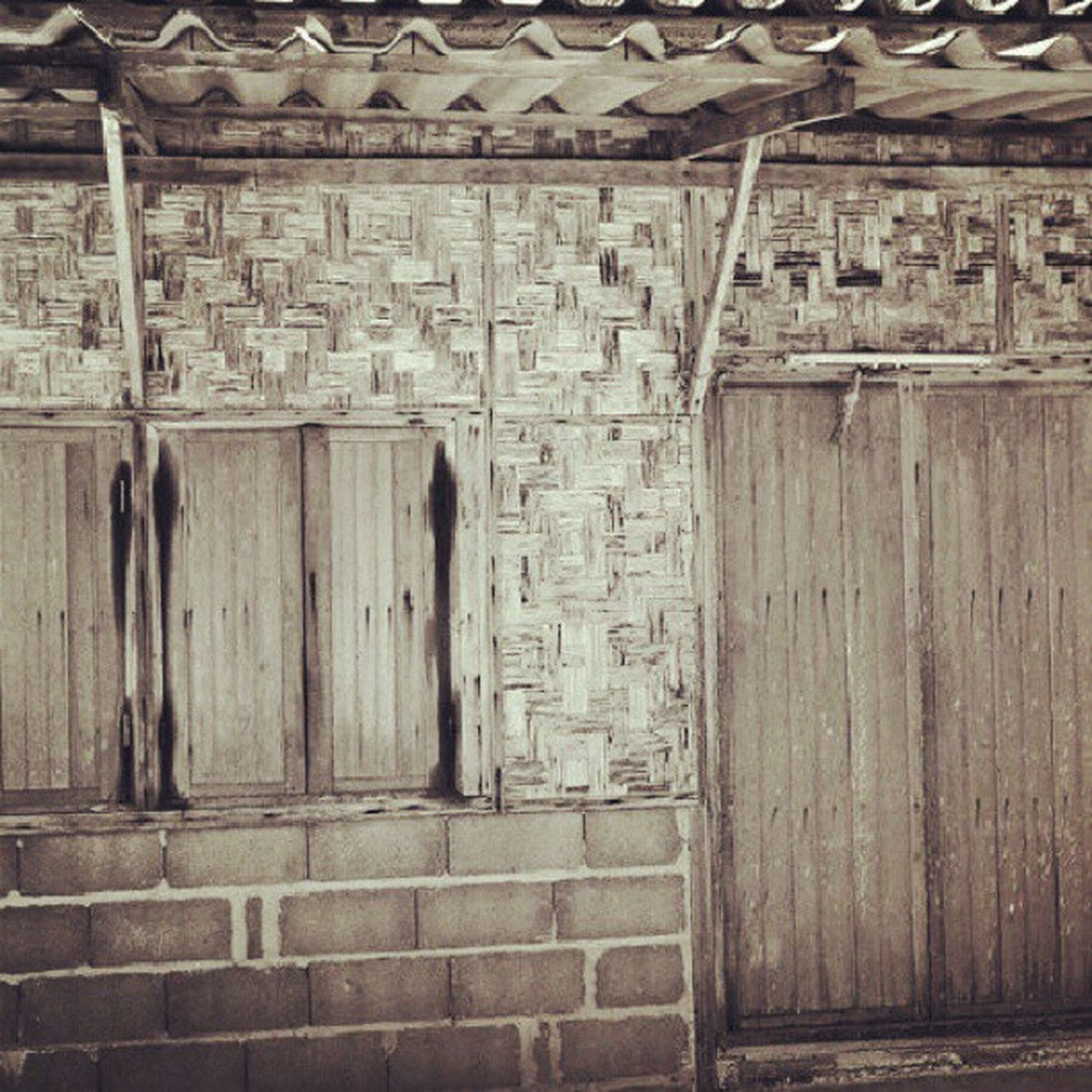 architecture, built structure, building exterior, door, wood - material, house, old, closed, window, entrance, day, outdoors, wall - building feature, wooden, weathered, building, no people, protection, safety, facade