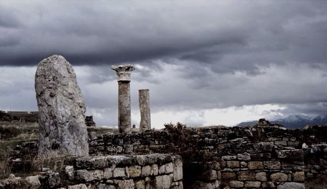 Cloudy in Turkey