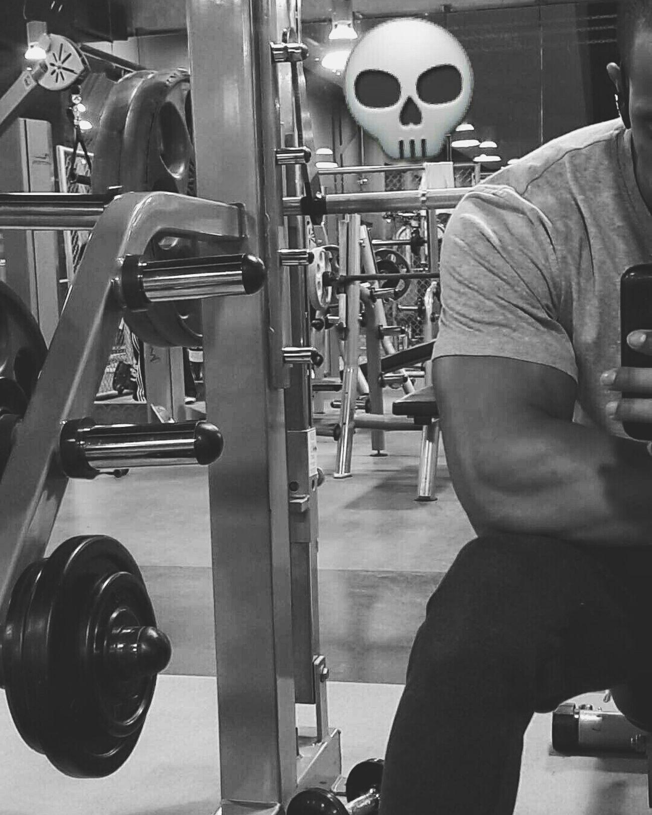 Workout Gym Fitness Cardio Bodybuilding كمال_اجسام لياقة رياضه  تمرين Blackandwhite