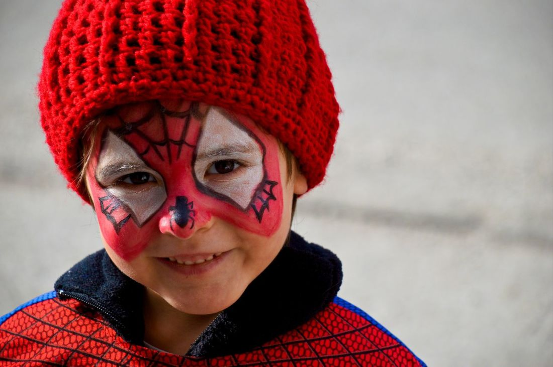 Colors Of Carnival Spiderman Children Photography Portrait Taking Photos Hello World Lovely Getting Inspired Children's Portraits Popular Photos EyeEm Best Shots EyeEm Best Shots - People + Portrait Diceptively Simple Capture The Moment Open Edit Creative Light And Shadow Color Portrait Carnival_magic
