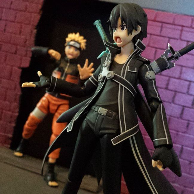 "Naruto: ""Hey! I'm the strongest one there is!"" Kirito: ""And I'm telling YOU that you're wrong!"" ➖➖➖➖➖➖➖➖➖➖➖➖➖➖➖➖➖➖➖ Toys Actionfigures Collectibles Figma Kirito SHfiguarts Naruto Toyfigures ToyPoses Toyphotography Toyelites Toyslagram Toyunion Toyartistry Toyartistry_elite Toyslagram_toyartistry_dual_feature Toysnapshot Toyboners Toys4Me Rebeltoysclub Toygroup_alliance Ata_dreadnoughts Anarchyalliance Toyphotogallery Toysrmydrug Toys4Life TAMD_Anime ToyGroup_Alliance_NoFilter"