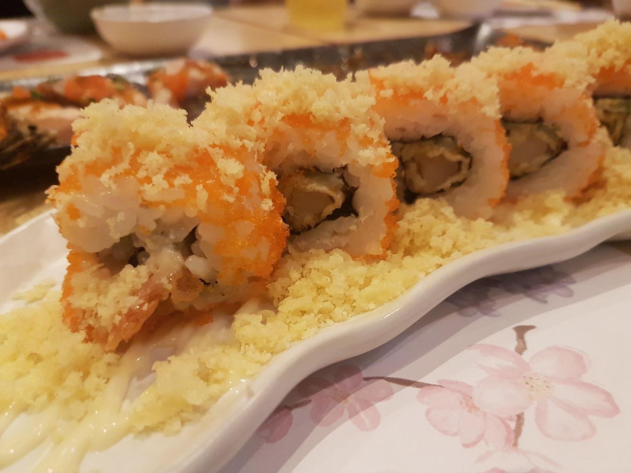 Food Food And Drink Sushiroll Enjoying Life