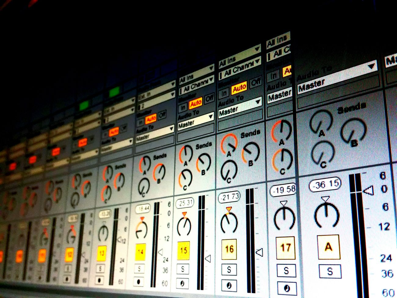 Abletonlive Work Ignominia Mob Morgan Audio