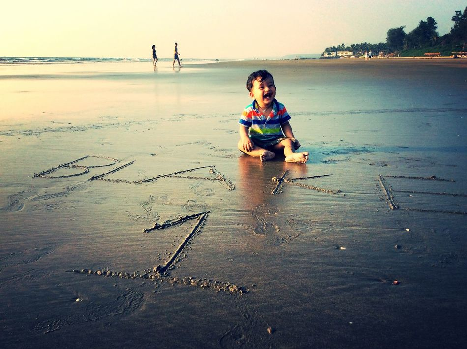 Showcase: November Babies Babyboy Goa Ashvem Kidsphotography Kids Oneyearold Beachphotography Potrait Life Is A Beach EyeEm Nature Lover