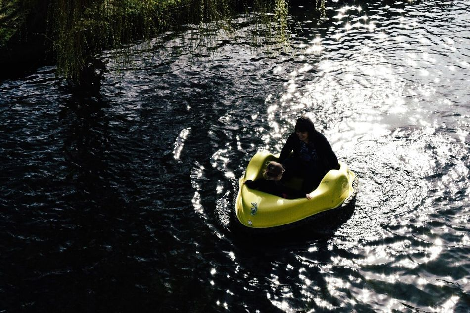Photography In Motion Slowwwlllly | Boat Water Yellow People People Watching People Photography Sun Sunlight Sunlight And Shadow Darkness And Light Light And Shadow Taking Photos Relaxing Enjoying Life Sunshine Springtime Shootermag EyeEm Gallery Eye4photography  Taking Photos Nature EyeEm Nature Lover