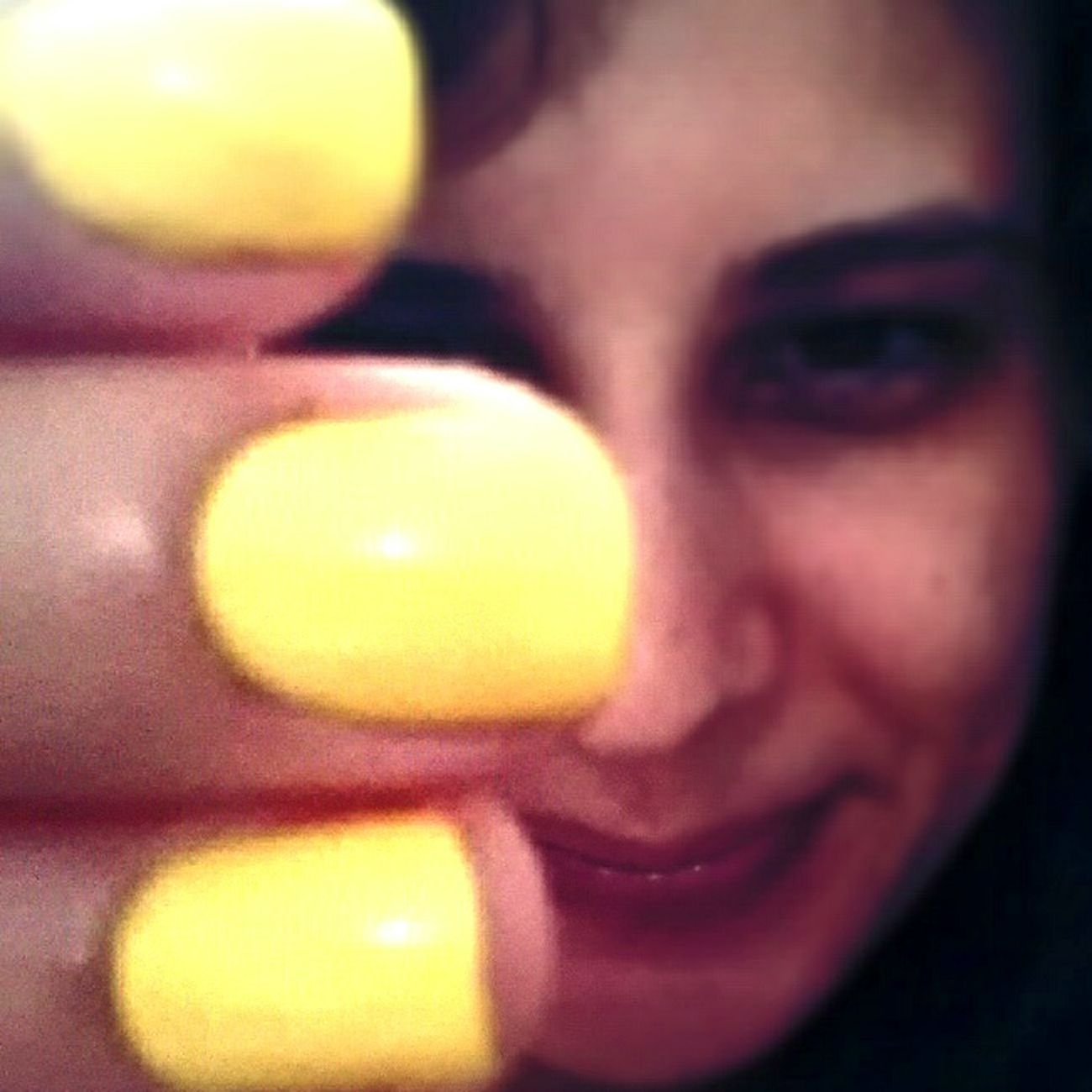 Relaxing Taking Photos Women Woman Portrait Woman Urban Woman Urban Style Urban Hand Nails Nail Nails <3 Self Portrait Selfie ✌ Selfie Myself Yellow