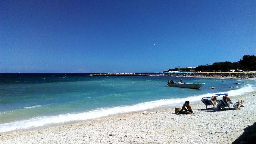 Portonovo Conero Sea Showcasejuly Go To The Sea Traveling Sea And Sky Seaside Water Sky Sea_collection Italy Humans Of Italy Life Is A Beach Beach