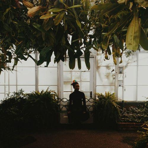 Secret Garden Open Edit Mobilephotography Abrilliantdummy AMPt Community Photography Portrait Portrait Of A Woman