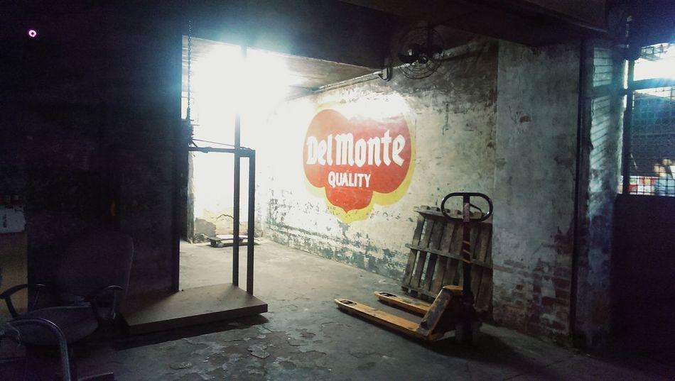 Hong Kong Culture Delmonte Streetart