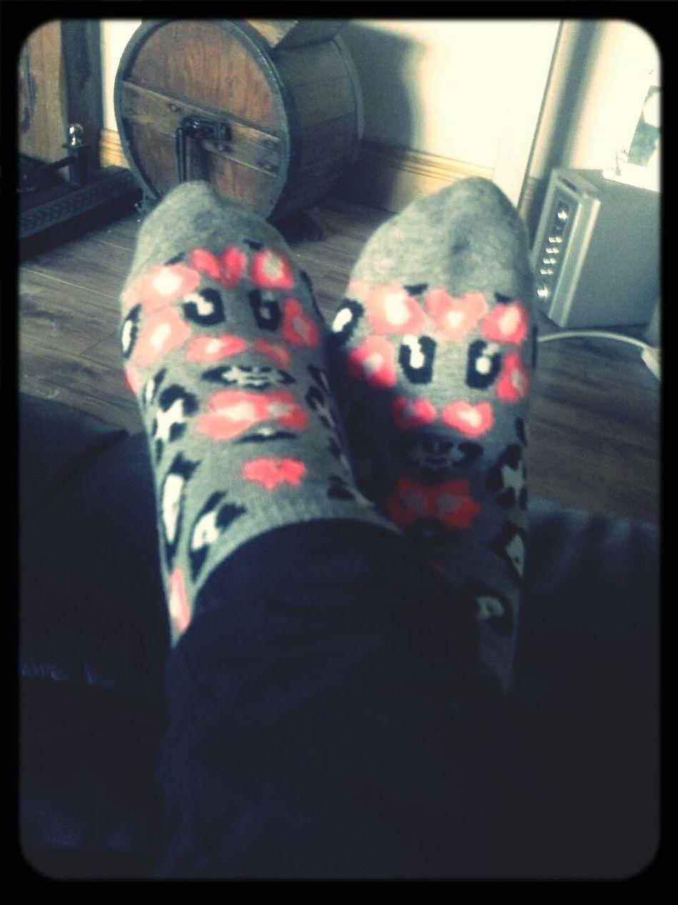 My Socks? Watching The Fifa World Cup 2014