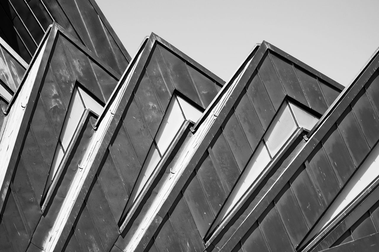Abstract Architecture Blackandwhite Built Structure Church Contrast Modern Architecture The Architect - 2017 EyeEm Awards