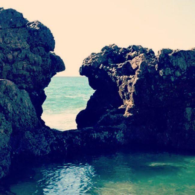 Missing Port Elizabeth. ♥ Portelizabeth Southafrica Happytimes Beach Ocean Sea Clouds Memorablemoments April 2014 Thingsilove Thingsimiss ♥♥♥ Waves Rocks Beauty Beachsand