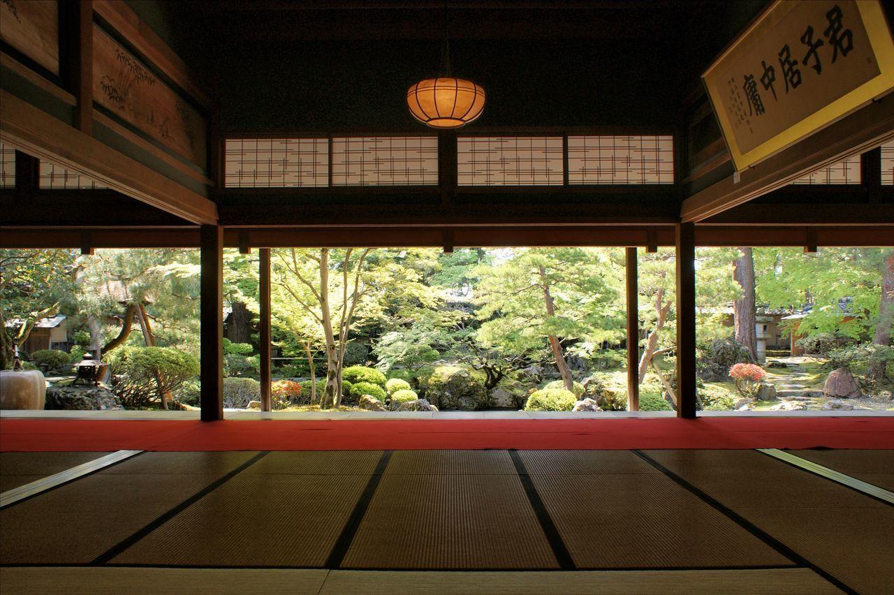 Garden Indoors  Japan Photography Japanese Culture Japanese Garden No People Tatami Wabi-sabi