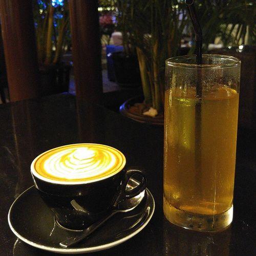 Coffeetime Mocha Jasminetea Val  2015 lg g4 lgg4 lg_g4 ☕ 🍵