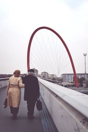 Turin Couple Love Forever