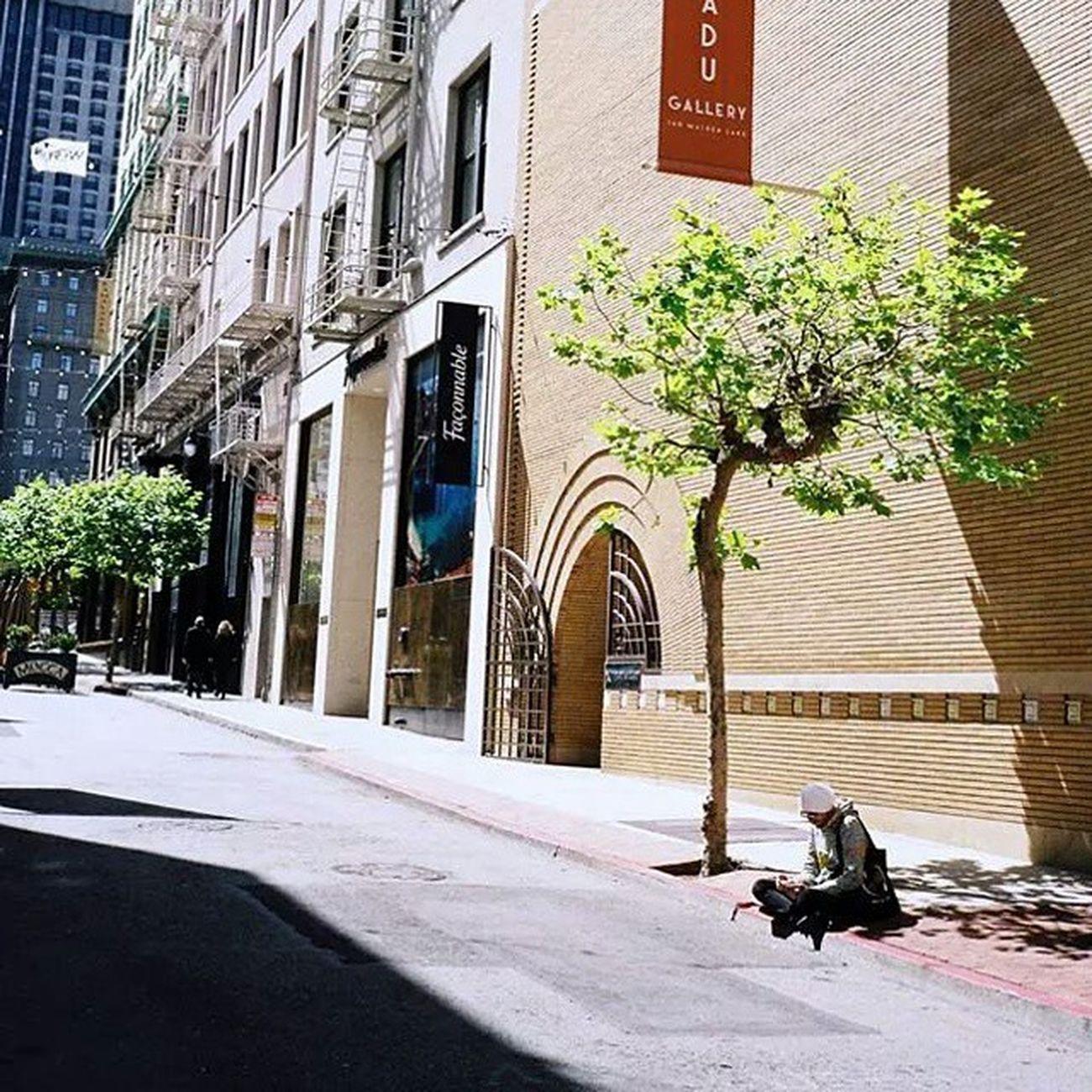 Vscocam Sanfranciso Cymera USA People Unionsquare Cymeraapp VSCO Contax Contaxt3