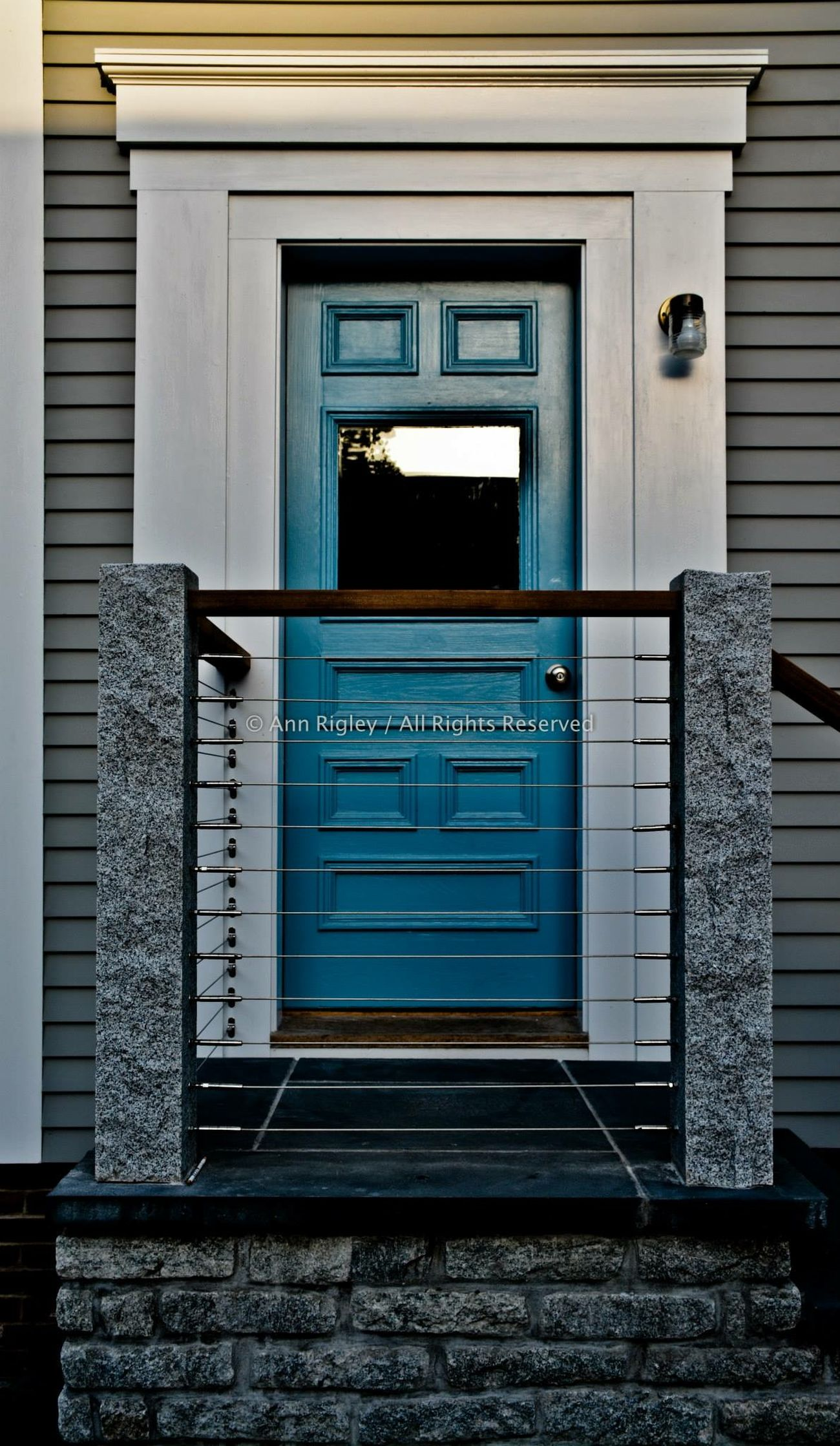 "©Ann Norsworthy Rigley ""Mixed Elements"" Doors Architecture Gentrification Provincetown  IoLIGHTstudios"