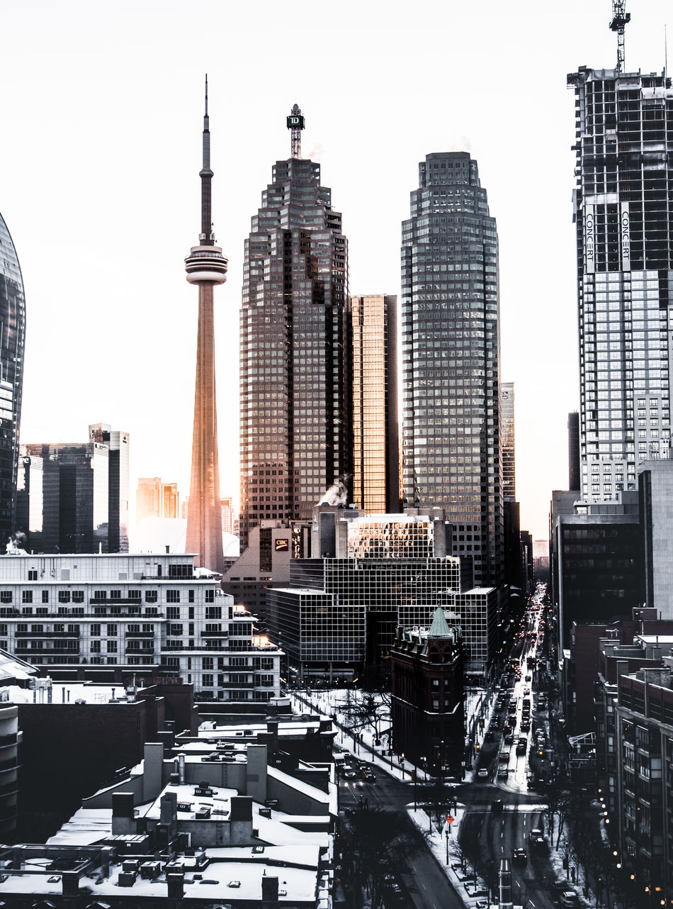 Beautiful stock photos of winter,  Building Exterior,  Built Structure,  Canada,  City