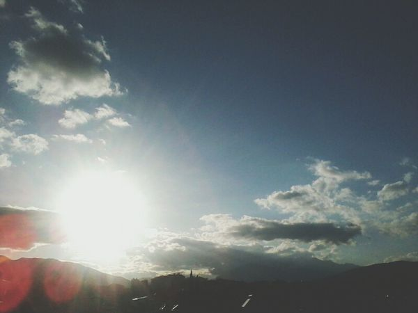 Sky Clouds And Sky Sunporn Theskyaboveus