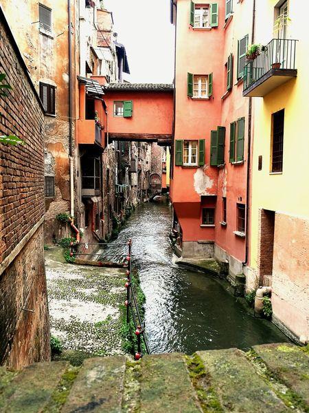 Bologna💓 Secret Places LittleVenice Discover Your City Escapefromreality