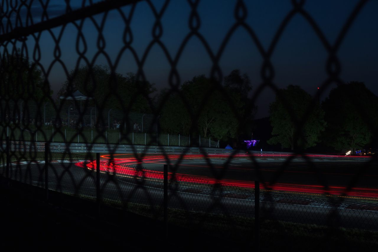 nailing the racing line🏁🔥 Chainlink Fence Protection Safety Security Transportation No People Outdoors Land Vehicle Tree Competitive Sport Sky Day Night Nurburgring Nürburgring Racetrack 24hoursofnurburgring Illuminated Long Exposure Brakelights Lights Racing