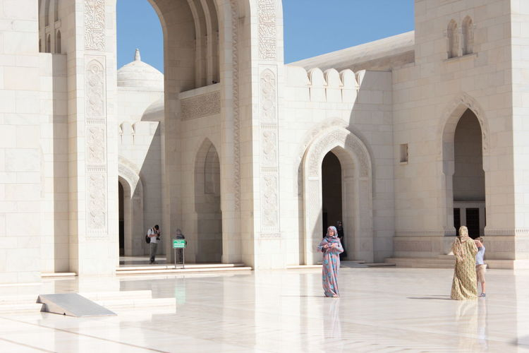 Travel Destinations Architecture Travel History Mosque Architecture Oman Oman_photography Muscat First Eyeem Photo
