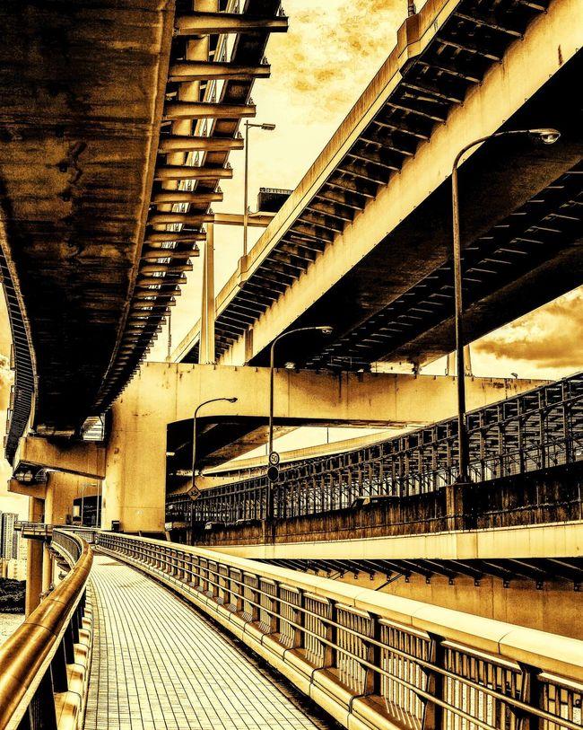 Urban Exploration Urban Architecture Day Walking Around Enjoying Life Check This Out Tokyo,Japan EyeEm EyeEm Japan Urbanphotography Toruism Odaiba