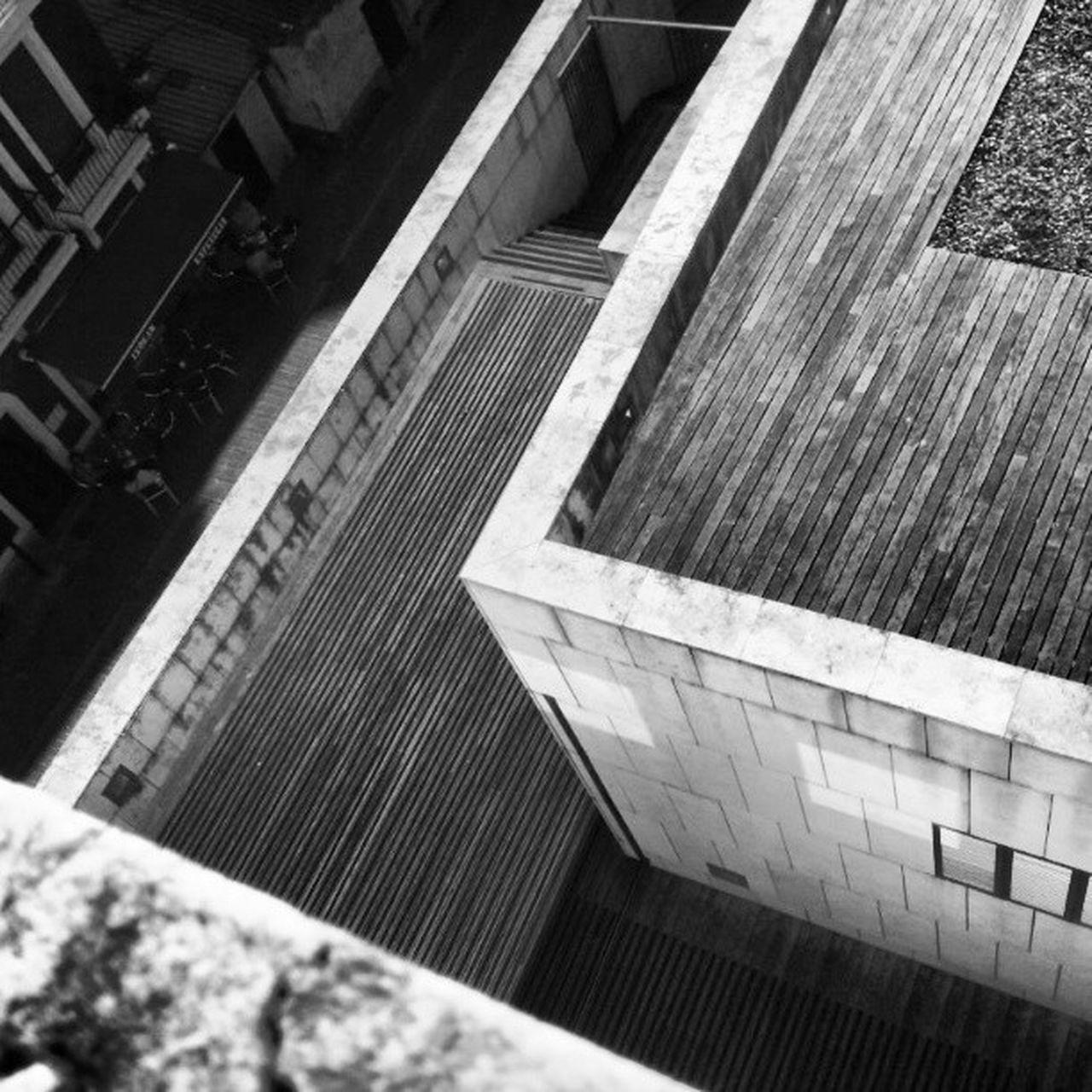 Blancoynegro Blackandwhite Edificio Building Picado Cenital