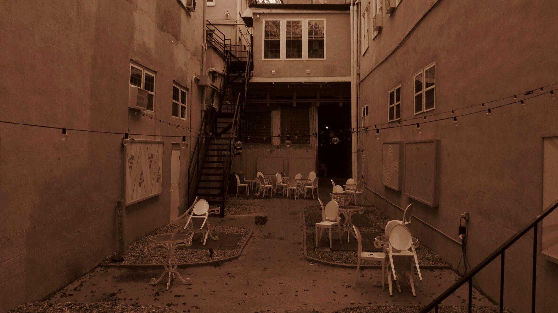 Courtyard The Highland Inn Atlanta Ga Atlanta Highlands