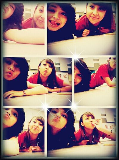 with my girl @ohbreedoehht <3 *: