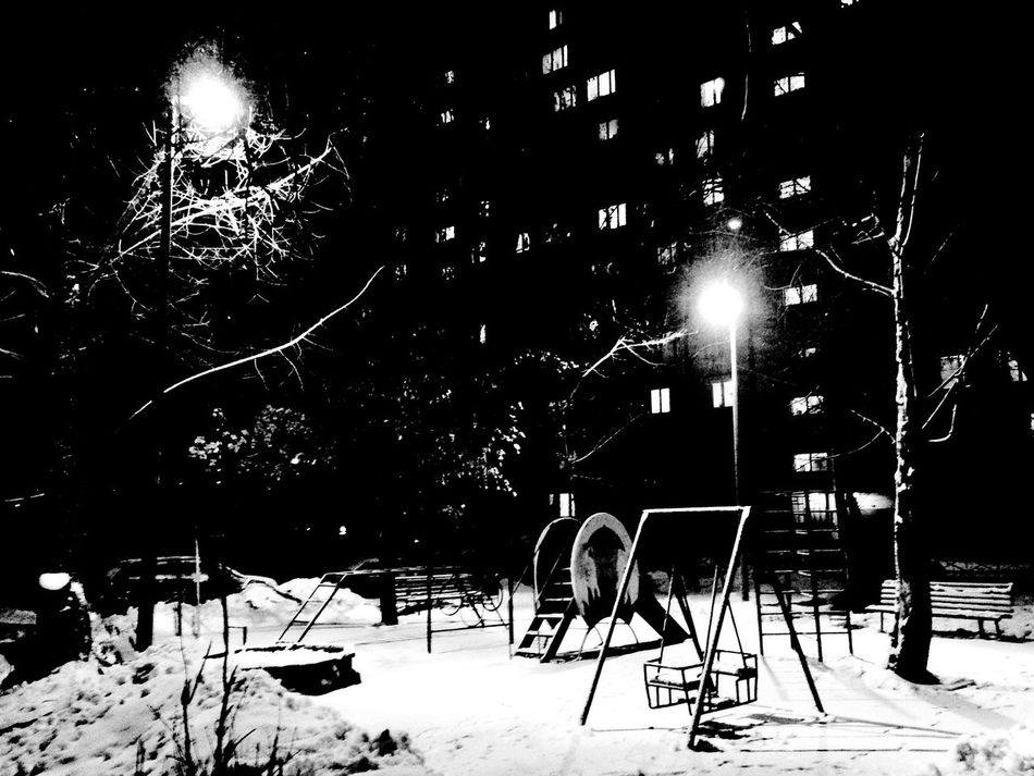 Black & White Check This Out City Winter Wintertime Blackandwhite Photography